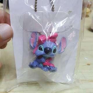 disney 迪士尼 stitch 史迪仔 糖果 鎖匙扣 吊飾 key chain