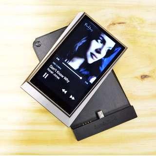 $11,880 限量套裝 ! Astell & Kern AK320 DAP 播放器 + AK380 Black AMP 耳擴 全新香港代理保養