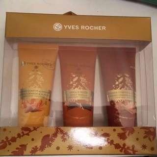 Yves Rocher Hand Creams