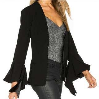 Bardot Blazer Size 6