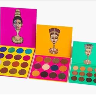 Ready Stock Nubian Eye Shadow Palette