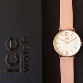 ICE watch Pink And Rose Gold