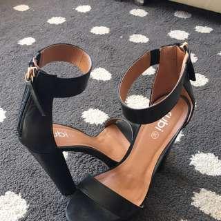 Rubi Ankle Strap Heels