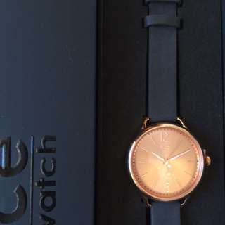 ICE Watch Black And Rose Gold