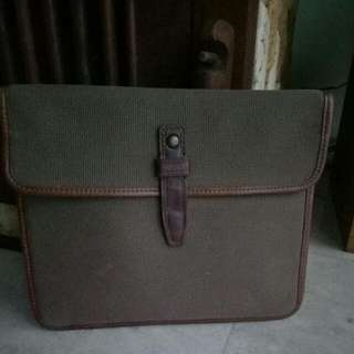 Fossil Clutch Or Pouch Bag