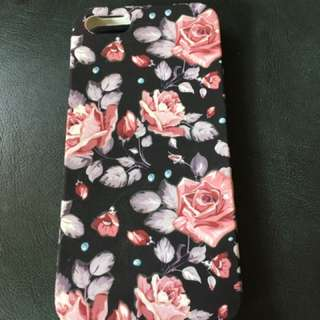 Floral Glow In The Dark iPhone 5, 5s, 5c And SE Case