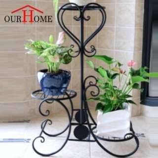 FS004 Flower Stand Plant Pot Rack