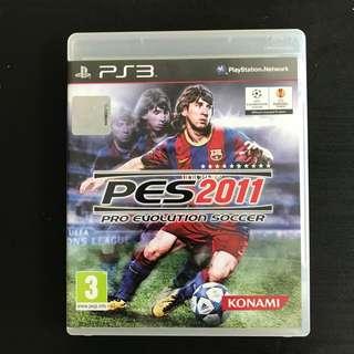 Pro Evolution Soccer 2011 For PS3