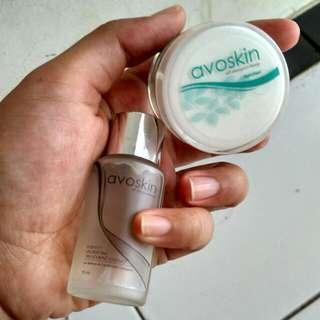 Night Cream Avoskin Gratis Perfect HTE