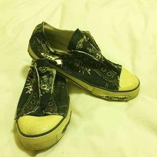 Ed Hardy Shoes Size 7