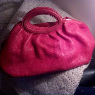 Groom Paris Leather Handbag