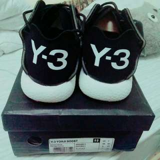 Y3高檔訂製慢跑鞋