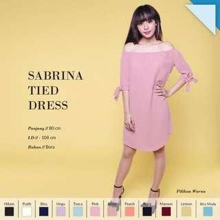 Baju Sabrina, Dress Sabrina