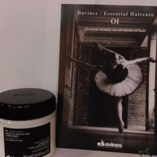Davines OI系列Absolute Beautifying(made in Itialy) 包郵