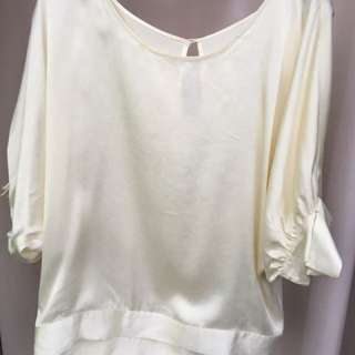 Zara Silk Blouse