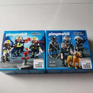 Playmobil City Action 5366 5565