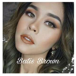 Batis Brown (Follow IG: @eyelookid)