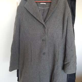 Coat Long Jacket