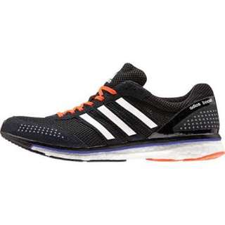 Adidas Adios Boost 2 running shoes.
