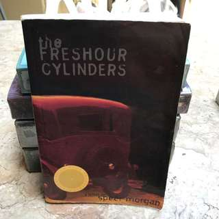 The Freshour Cylinders by Speer Morgan