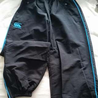Canterbury Piped Cuffed Trackpant Men's Size S #under20