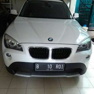 Bmw X1 Sdrive 18i Thn 2011 Matic