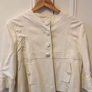 Cream Witchery Jacket