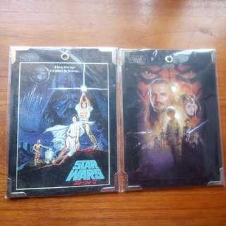 Star Wars Vintage Postcard