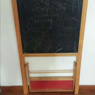 Ikea Kids Chalk Board