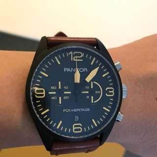 Pancor Watch P01 Classic