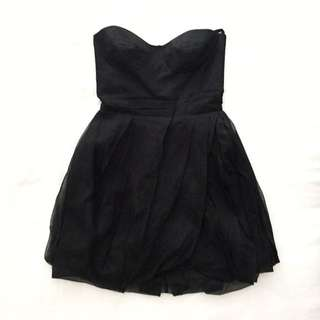 XS Camilla And Marc Cute Little Black Dress