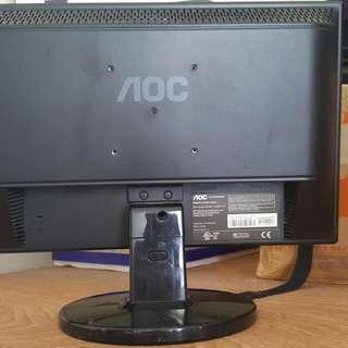 AOC 15 inch monitor