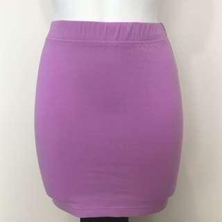 Simple Purple Skirt