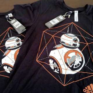 Adidas BB8 Star Wars Top  $80 For One