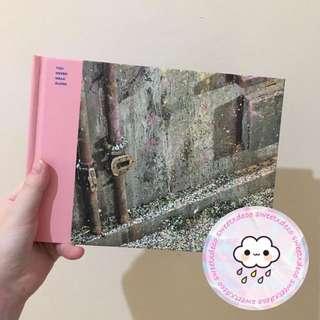 (Unsealed) BTS YNWA Album Pink ver. / Right ver.