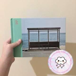 (Unsealed) BTS YNWA Album Tosca ver. / Left ver.