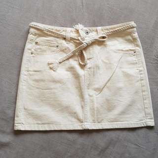 Size 8 Country Road Mini Skirt