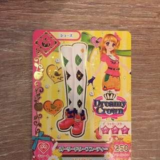 偶像學園卡片 (白雪公主)