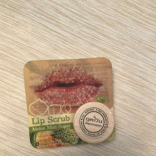 Lip Scrub Natural