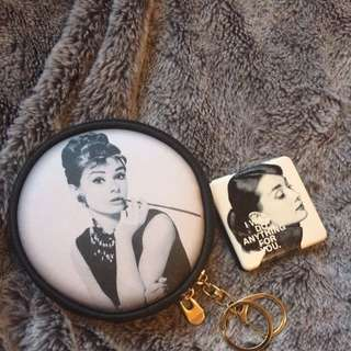 Small Audrey Hepburn set