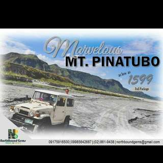 Mt. Pinatubo Tour Package