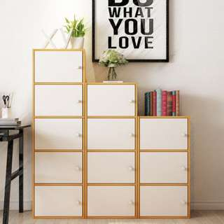 Simple and Neat 3 '4 '5' Level Cabinets (Prices vary)
