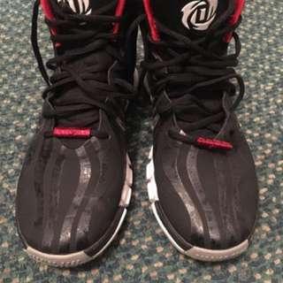 Adidas Derrick Rose Mens shoes Size 7