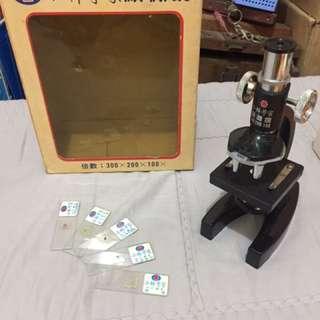 小小科學家  顯微鏡