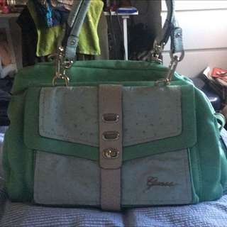 Authentic Guess Hand Bag