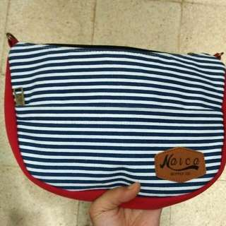 Strip Sling Bag