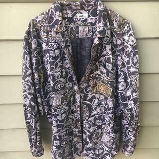 Vintage JAG 80s Jacket Shirt