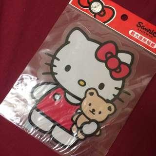 Kitty貼紙