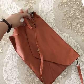 Envelope Bag Orange