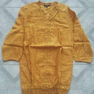 Eprise Blouse Yellow